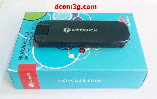USB 3g chính hãng Huawei E367 khác gì usb 3g thông thường?