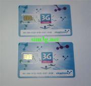 Sim 3G Vinaphone 21.6Gb khuyến mại 12 tháng