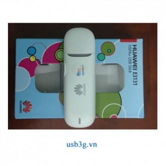 USB 3G Huawei E3131 HSPA+ 21.6Mbps giá rẻ
