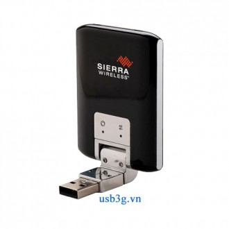 USB 3G Sierra Wireless AirCard 312U 42Mbps
