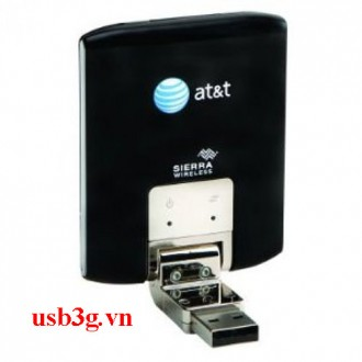 USB 4G Sierra 313U vào mạng nhanh