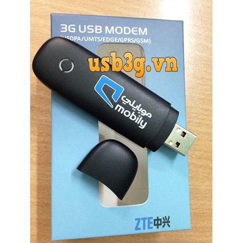 USB 3G ZTE MF190 7.2Mpbs tốc độ cao