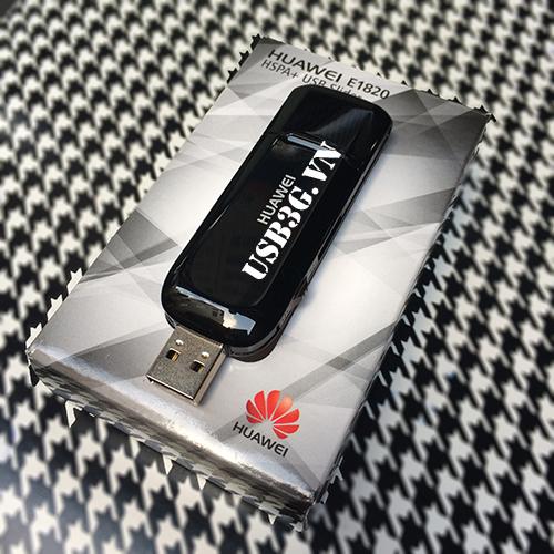 USB 3g chính hãng Huawei E1820 21,6Mbps