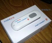Lô hàng hot nhất USB 3g Mobifone Fast Connect E303u-1 mới về, mới 100%