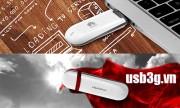 USB 3G phát wifi E303FH duyệt web với tốc độ 14,4Mbps nhanh chóng